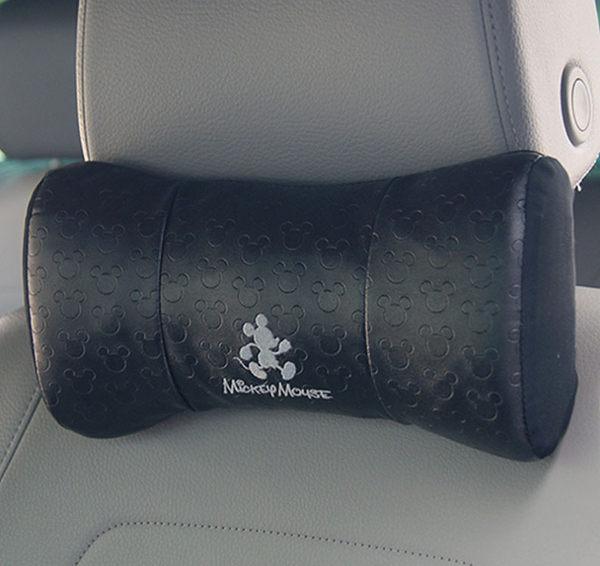 迪士尼NAPOLEX米奇汽車枕頭頭枕記憶枕單入 WDC-097代購海渡