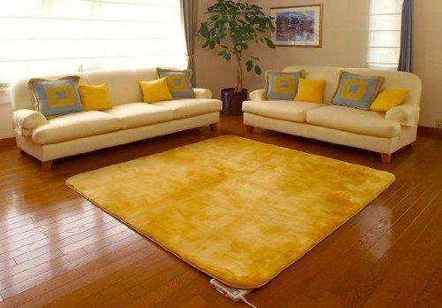 日本製地毯用電毯電熱毯比煤油暖爐更直接更省電HT-20代購海渡