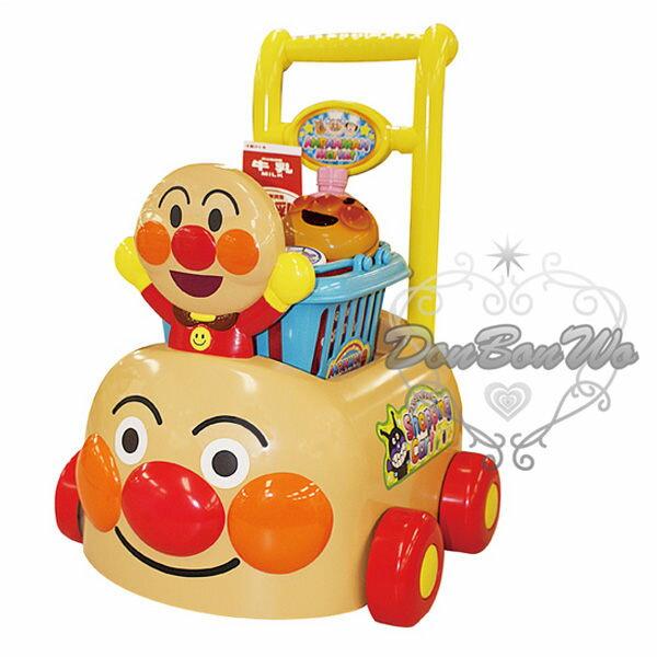 麵包超人 推車 車 玩具組179618海渡