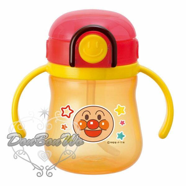 麵包超人兒童吸管水壺冷水壺雙把手星星款158405海渡