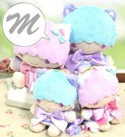 雙子星周邊商品推薦到雙子星 ECONECO繪子貓聯名娃娃玩偶M號女070470男070463海渡