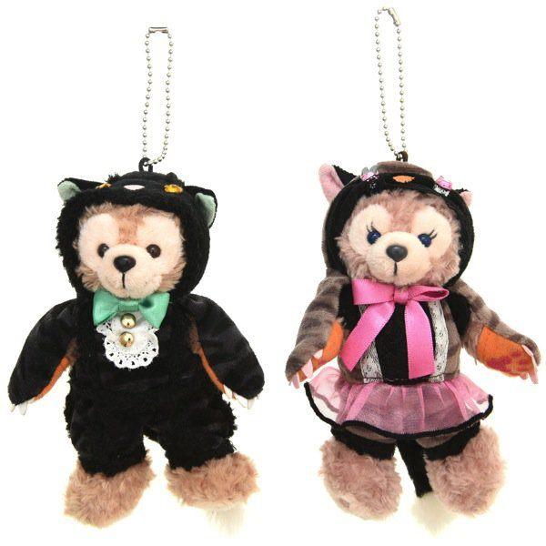 東京迪士尼海洋duffy shelliemay吊飾玩偶娃娃萬聖節限定代購106300海渡