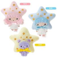雙子星周邊商品推薦到雙子星絨毛娃娃冰箱磁鐵星星頭套系列113417海渡