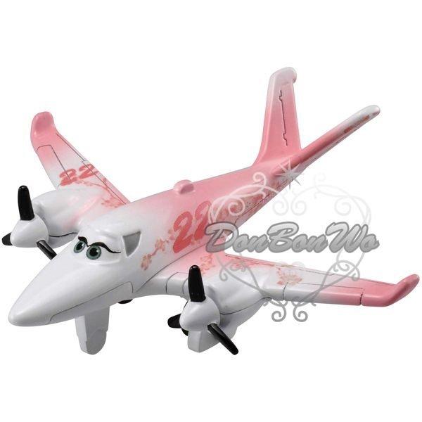 多美TOMY迪士尼飛機總動員玩具模型P-09瑞秋486039海渡