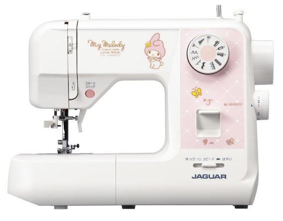 美樂蒂裁縫機電動縫紉機SAN-2013海渡