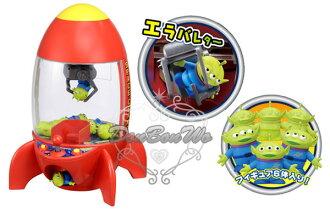 迪士尼怪獸三眼怪玩具夾娃娃機火箭485957海渡
