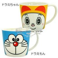 小叮噹週邊商品推薦小叮噹小叮鈴陶瓷馬克杯對杯日本製009500海渡