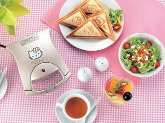 海渡-KITTY早餐吐司機三明治機438319 1101ktdept 代購