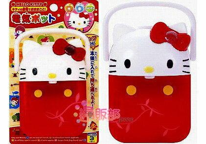 海渡--KITTY臉型熱水壺音樂玩具