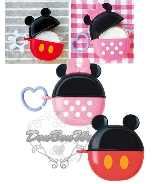 日本製阿卡將米奇米妮寶寶副食品餅乾盒仙貝307818海渡