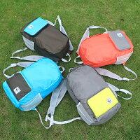 小旅行必備行李袋收納推薦到♚MY COLOR♚ 輕巧旅行收納後背包 收納 行李箱 打包 整理 行李袋 登機 可折疊旅行包【N270】就在Mycolor推薦小旅行必備行李袋收納