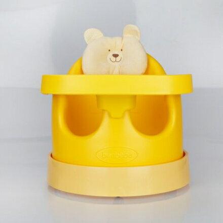 【贈收納袋】安琪兒【Bonbebe】360度歡樂多功能幫寶椅-黃色 0