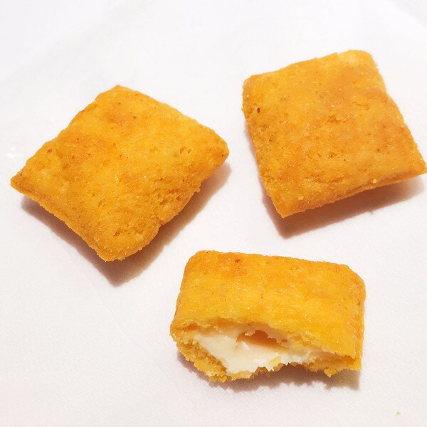 【北海道福太郎出品】起司泡芙-鱈魚籽風味 5袋入 25gx5 預購 本次出貨時間4 / 8左右 3
