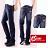【CS衣舖 】個性刷白 造型口袋 中直筒牛仔褲 7232 - 限時優惠好康折扣