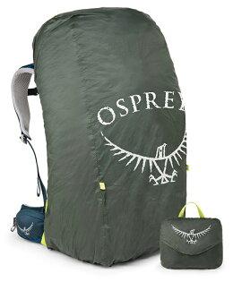 【Osprey美國】UltralightRaincover超輕雨罩-M超輕型背包防雨罩適用背包30-50L(ULR-Tit-SG)