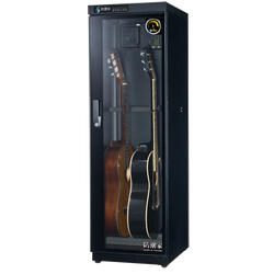 防潮家 FD-215EG 吉他防潮箱 樂器防潮箱 吉他保養首選