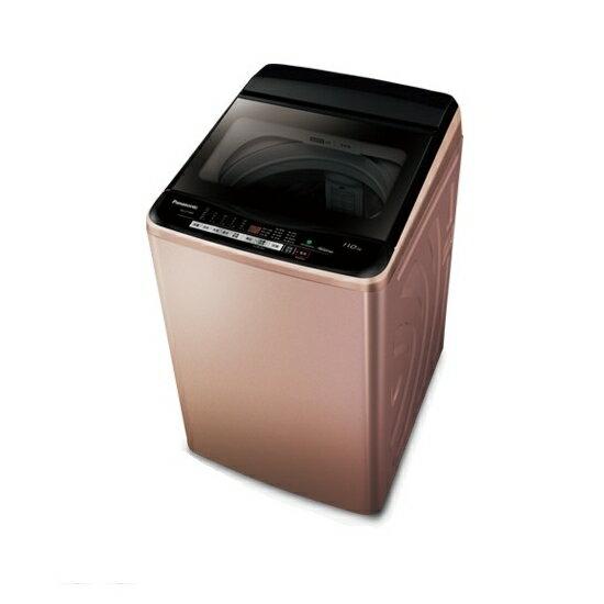國際 Panasonic 11公斤變頻直立式洗衣機 NA-V110EB-PN