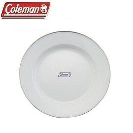 [Coleman]琺瑯盤單入白公司貨CM-32360