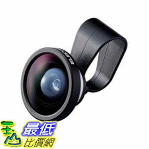 [107東京直購] ELECOM P-SL04 攜帶型0.4X 超廣角手機鏡頭