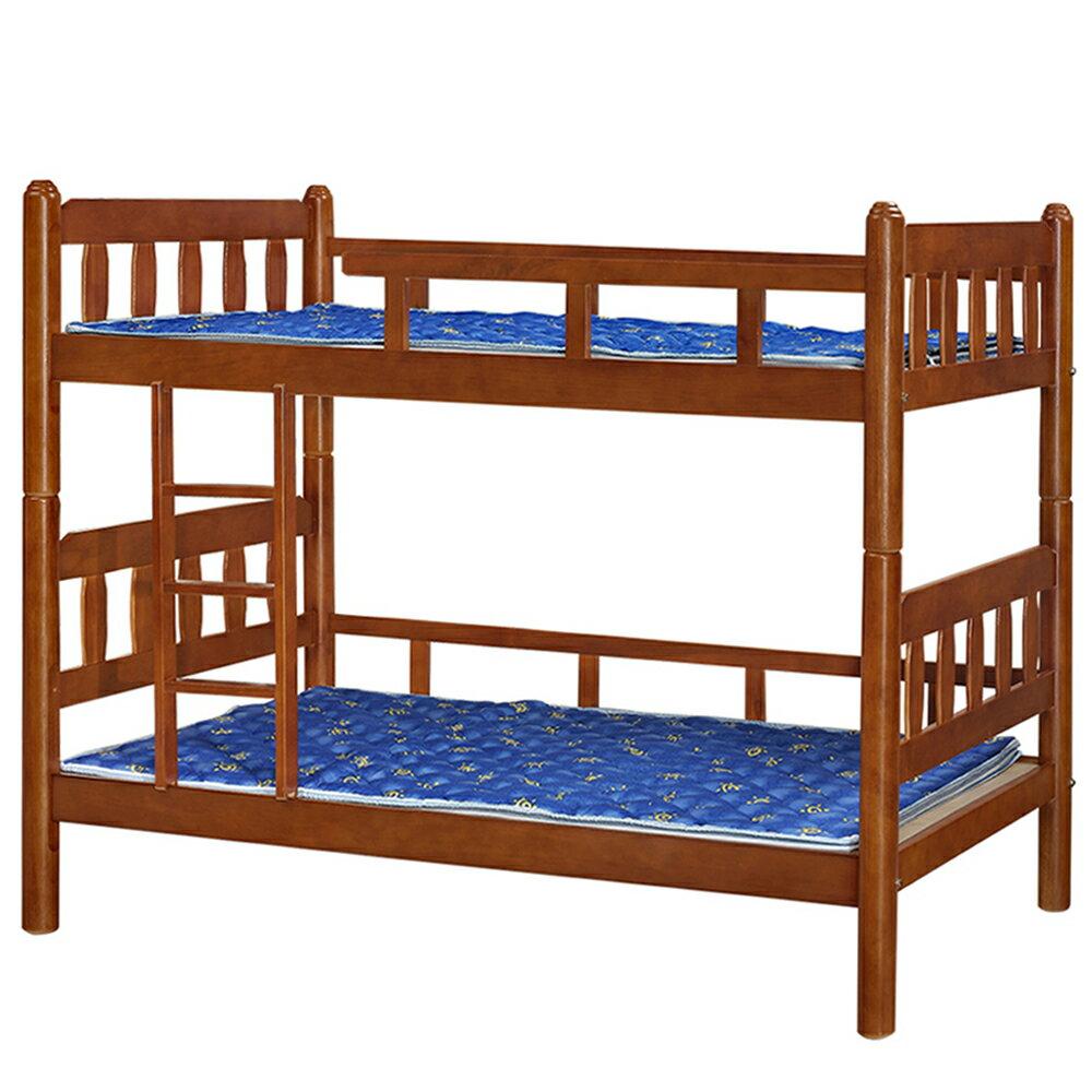 【全館現貨 下殺45折起】蘿莎實木3尺雙層床(不含床墊)專人組裝 宿舍公寓 上下舖 兒童床 台灣製 原森道