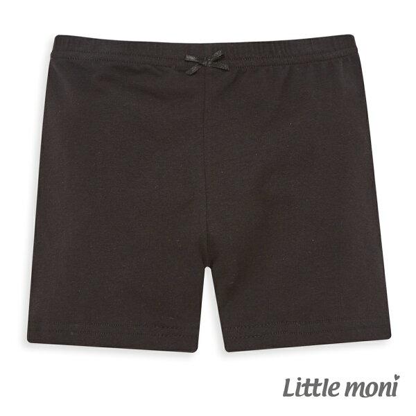Littlemoni家居系列內搭安全褲-黑色