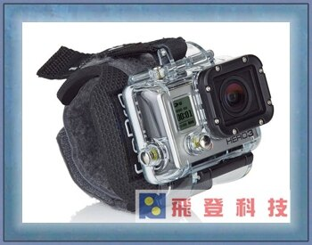 【GOPRO配件】AHDWH-301 GOPRO HERO3防水殼手腕帶 公司貨 含稅開發票