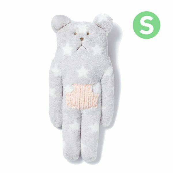 宇宙人 好眠 小抱枕 娃娃 玩偶 S號 帽子熊熊 Good Sleep Craftholic 日本正版 該該貝比日本精品