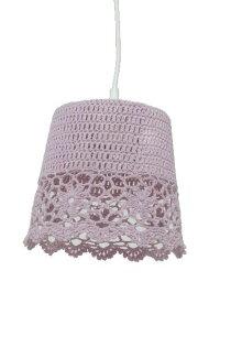 Le Vent:蕾絲小姐吊燈-不含燈泡