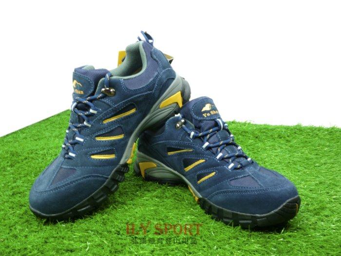 【H.Y SPORT 】玉山(YuShan)GORE-TEX 短筒防水健步鞋 / 輕量健步鞋 / 登山鞋 男女款 戶外鞋 D18(非環保材質鞋底) 2