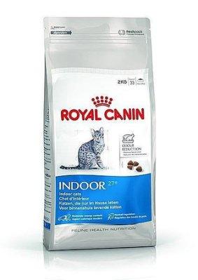 Royal Canin 法國皇家 室內成貓 IN27 2kg/2公斤