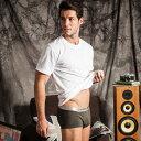【魔法施】Sexii Hippo【英格蘭綠】性感中腰彈力貼身內褲(男8430平口褲)