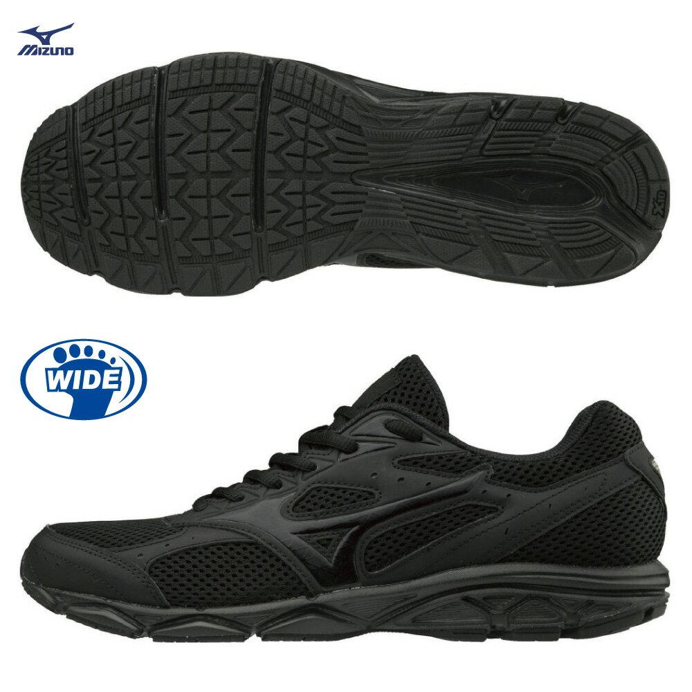 K1GA180209(黑)一般型鞋款 寬楦 MIZUNO MAXIMIZER 20 男慢跑鞋 S【美津濃MIZUNO】【樂天會員限定 | 03/01-03/31單筆滿2000元結帳輸入序號『Mar-F..