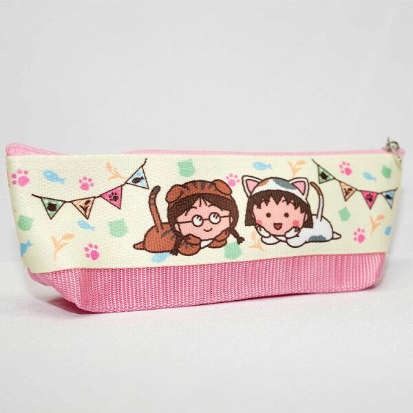 NOBA 不只是禮品:櫻桃小丸子收納包錢包隨身包文件袋筆袋日本製