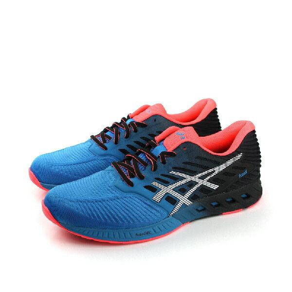 ASICS 亞瑟士 fuzeX 鞋 黑藍 男款 no281