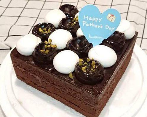 【6吋、8吋】魔鬼巧克力★64%古典巧克力蛋糕★香醇濃郁★巧克力控大推