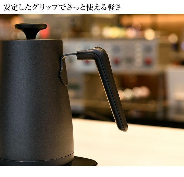 限量特價!日本山善 YAMAZEN  / 電子手沖壺 / YKG-C800。2色。(6990*2.4)日本必買 日本樂天代購 /  件件含運 4