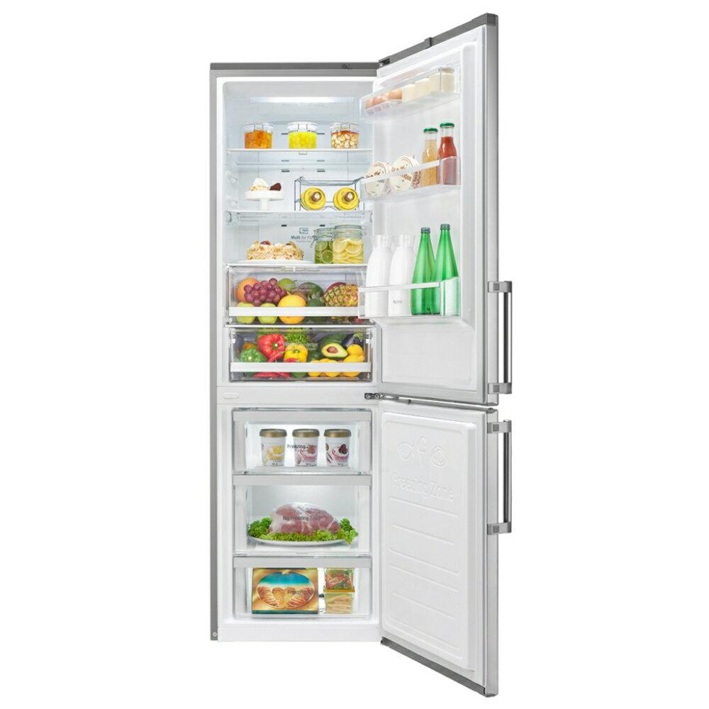 【送全家商品卡$1500】LG 樂金 GW-BF388SV 冰箱 350L 直驅變頻 上下門 精緻銀 一級能效 1