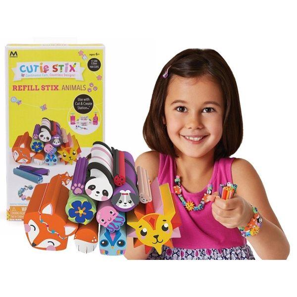 【CutieStix】QQ手做串飾補充包-動物