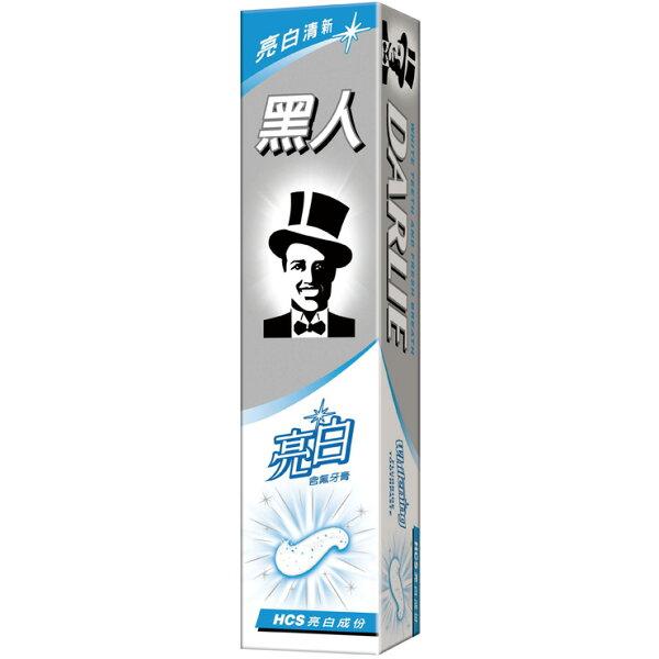 來易購:黑人亮白含氟牙膏160g