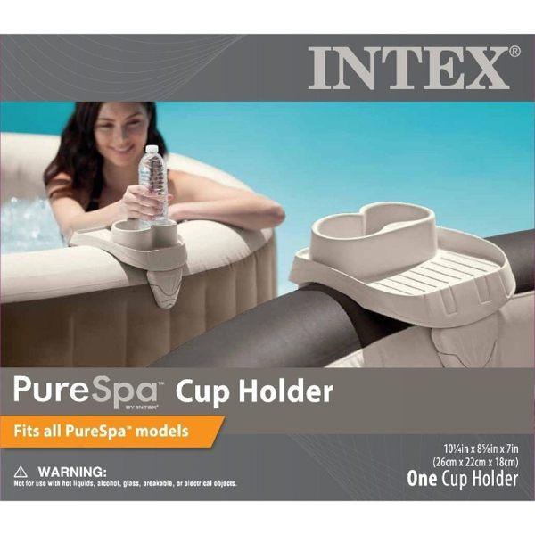 【美國INTEX】戲水系列-SPA杯架28500
