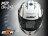 M2R安全帽|OX-2#3 時速表 白 / 銀 內藏鏡片 下巴可掀 OX2 可樂帽 耀瑪騎士生活機車部品 1
