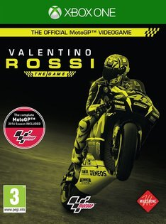 XBOXONEVR46范倫鐵諾羅西ValentinoRossi-英文版-非MotoGP16