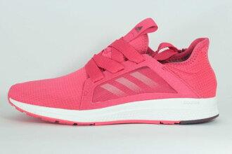 ADIDAS Edge Lux W 女鞋 慢跑鞋 網布 Bounce 粉紅 【運動世界】 B49628