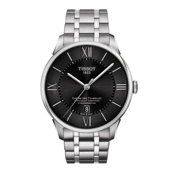 TISSOT天梭杜魯爾系列T0994081105800時尚簡約腕錶42mm