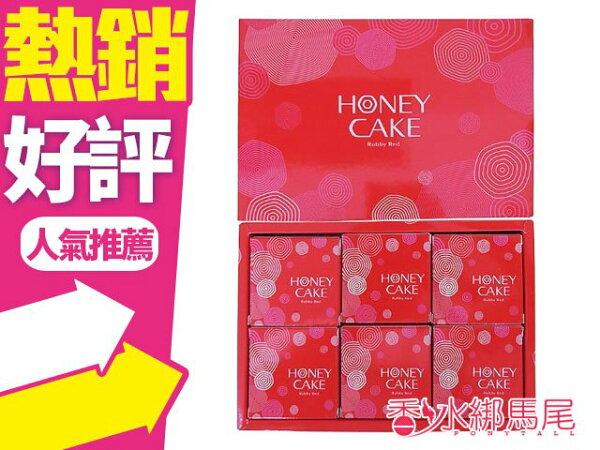 SHISEIDO資生堂潤紅蜂蜜香皂禮盒送客送禮喝茶100g*6附原裝紙袋另有綠翠款◐香水綁馬尾◐