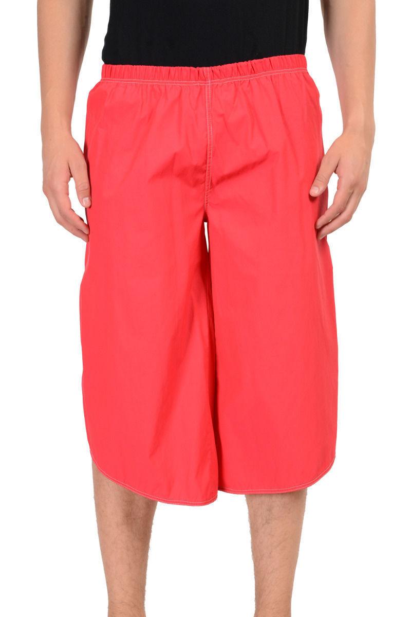 62c259b6 ONE MODA: Emporio Armani Men's Red Swim Board Shorts Size US M IT 48 ...