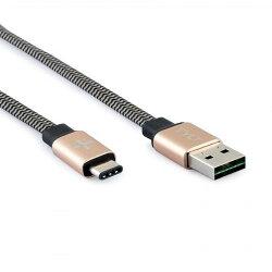 美國TYLT CORD NOIR 編織傳輸線 充電線 apple 8pin type-c 1.2m