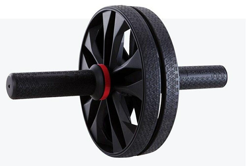 健身輪健腹輪腹肌輪正品男女士初學者家用健身器材收腹CRO 極客玩家
