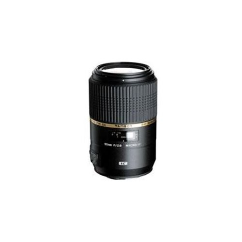 "Tamron F004 - 90 mm - f/2.8 - Macro Lens for Nikon II - 58 mm Attachment - 1x MagnificationOptical IS - USD - 3""Diameter 0"