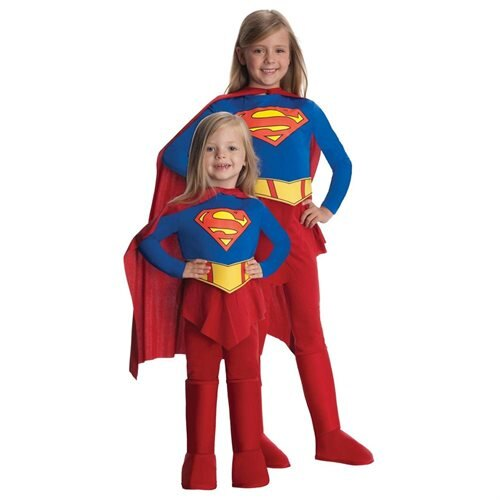 DC Comics Supergirl Toddler / Child Costume 0